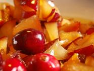 Plum Cranberry Jam